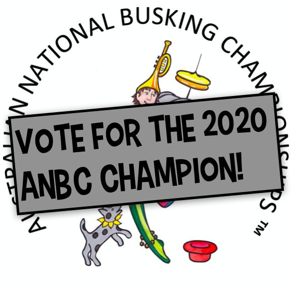 2020 Australian National Busking Championships